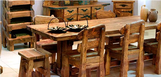 Для мебели из натурального дерева\